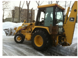 Snow Removal Services - Hamden, CT - Affordable Landscape and Tree Services, LLC.